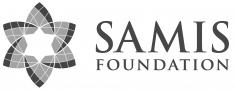 samis logo greyscale